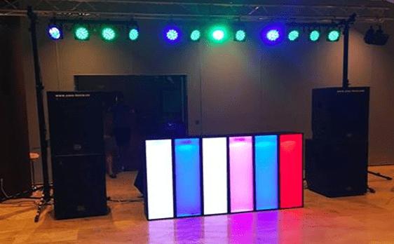 Alquiler de sonido e iluminación en Murcia