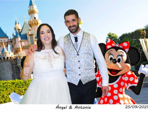 Angel & Antonia