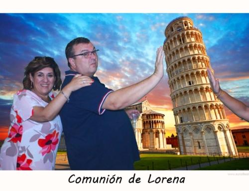 Comunión Lorena